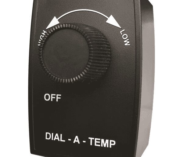 Vortexfan Dial-A-Temp (variable fan speed control)